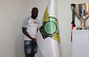Turkish side Akhisarspor sign Ghanaian forward Elvis Manu