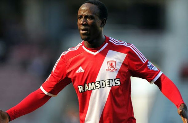 EXCLUSIVE: Middlesbrough ready to bid for Ghana winger Albert Adomah