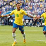 Brazil beats Mexico to reach Quarter-finals