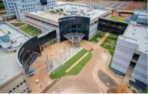 VIDEO: Inside the newly-opened University of Ghana Medical Centre