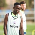 Emmanuel Boateng travels with Levante squad for pre-season camp