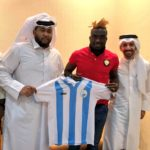 Ghana striker Nana Poku joins Qatari side Al-Wakrah
