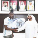 UAE giants reveal reason for signing Ghana defender Abdul Kadiri Mohammed
