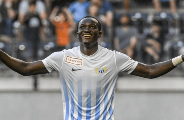 Embattled Raphael Dwamena takes solace in God after latest heart trouble