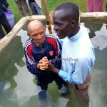 PHOTOS: 94-year-old man baptized with 5000 liters of boiled water