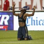 David Accam's dramatic late goal seals victory for Philadelphia Union over Chicago Fire