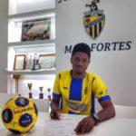 EXCLUSIVE: Ghana defender PrinceBell Addico joins Portuguese lower-tier side Valadares Gaia Futebol Club