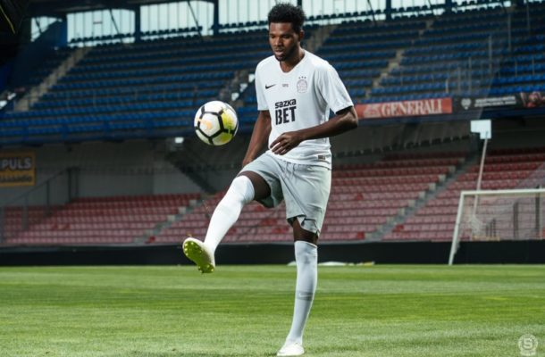 'Perfectionist' Benjamin Tetteh wants to improve after inspiring Sparta Prague to victory in Czech top flight league