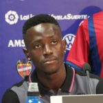 EXCLUSIVE: Levante hitman Emmanuel Boateng ruled out for start of the season