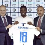 Inter Milan feels like home already- Asamoah