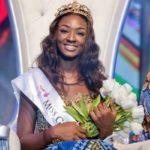 Miss Ghana 2017, Margaret Dery has resigned