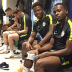 Ghana winger Thomas Agyepong reports for preseason training at Manchester City