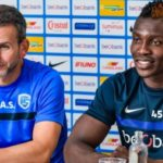 EXCLUSIVE: Belgian side KRC Genk rule out selling Joseph Aidoo
