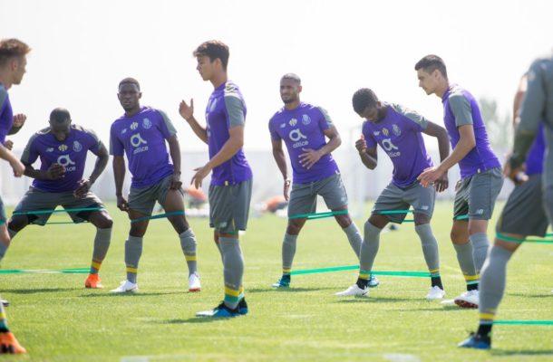 Majeed Waris reports for pre-season training with FC Porto