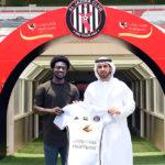 REVEALED: UAE side Al Jazira splashed €1m euros on Ernest Asante
