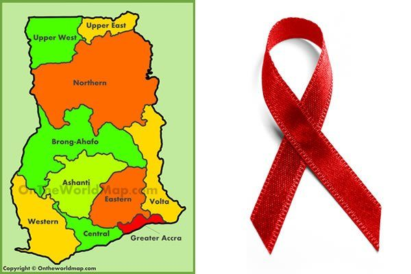 Ghana poised to 'achieving 90-90-90 target of ending AIDS'