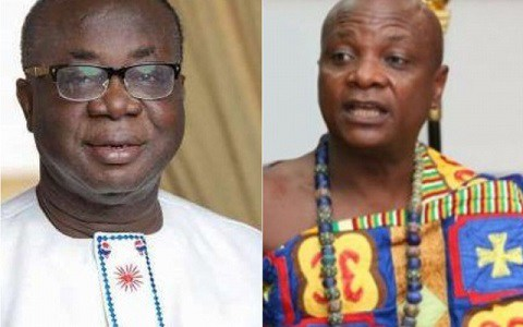 NPP turn against Freddie Blay for insulting Tobge Afede