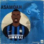 OFFICIAL: Inter Milan sign Kwadwo Asamoah on a three year deal