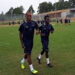Inter Allies duo Osae and Opoku join HB Koge for training