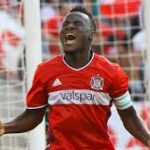 Ghana forward David Accam relieved to break Philadelphia Union duck
