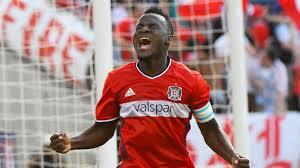 Ghana forward David Accam relieved to break Philadelphia Union duck