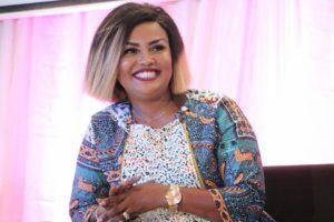 PHOTOS: Nana Ama McBrown unveiled as Kasapreko Royal Drinks Brand Ambassador