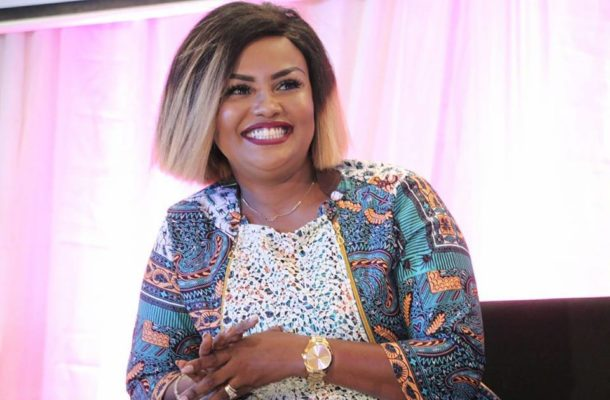 I don't beg for money and perfumes, beware of fake Facebook pages – Nana Ama McBrown