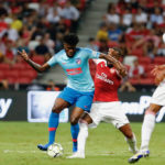 Partey shines as Atletico Madrid beat Arsenal in ICC