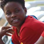 Black Princesses striker Sandra Owusu-Ansah aiming to break World Cup hodoo