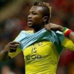 Ghana forward Patrick Twumasi on the brink of Göztepe S.K move