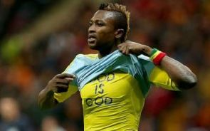 Ghana forward Patrick Twumasi on the brink of Göztepe S.K move