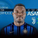 EXCLUSIVE: Inter Milan hand Kwadwo Asamoah No.18 jersey