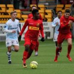 VIDEO: Ghana youngster Ibrahim Sadiq seals victory for FC Nordsjaelland in pre-season friendly