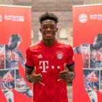 OFFICIAL: Bayern sign Ghanaian-born teenage sensation Alphonso Davies