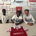 Dutch side MVV Maastricht snap up Asumah Abubakar
