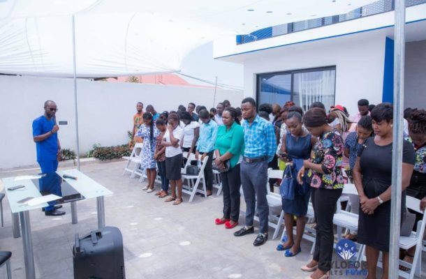 100 Sales Reps Engaged By Zylofon Arts Fund for Film Distribution in Accra