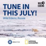 Wild Edens Russia film series airs in Africa