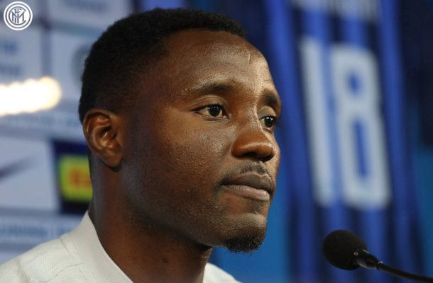 Kwadwo Asamoah eyes Champions League glory with Inter