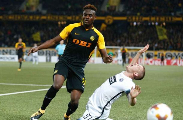 Confident Kassim Nuhu expects important Hoffenheim role