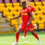 Ghana duo Donyoh, Antwi named in FC Nordsjaelland squad to face AIK in Europa League