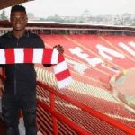 Visa problems prevent Rashid Sumaila from joining Red Star pre-season in Austria