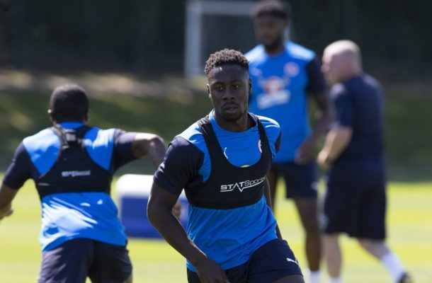 Ghana defender Andy Yiadom delighted with first week at Reading FC