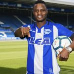 Mubarak Wakaso set for Deportivo Alaves departure