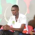 Hearts of Oak playmaker Camara Nguessen weeps over the state of Ghana Football