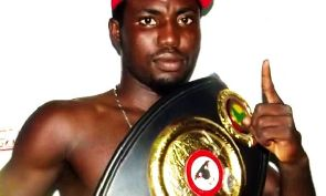 GBA wishes Rapheal Mensah well in upcoming World title bout