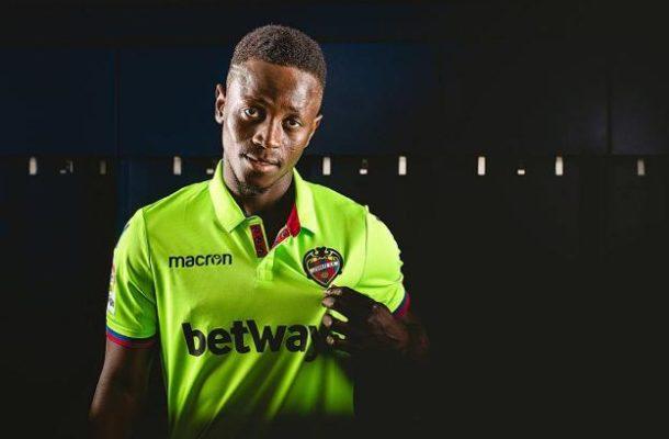 EXCLUSIVE: Levante reject €5 million offer for Emmanuel Boateng