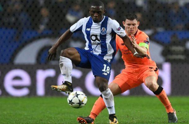 Saint Etienne close in on loan deal for Ghana forward Majeed Waris