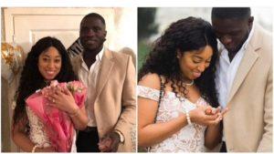 PHOTOS: Pastor Chris Oyakhilome's daughter grabs handsome Ghanaian man; announces wedding plans