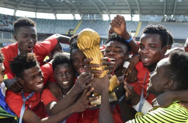 Right to Dream Academy beat Swedish giants Goteborg to clinch Gothia U17 Cup