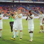St Gallen midfielder Majeed Ashimeru excels on Swiss Super League debut